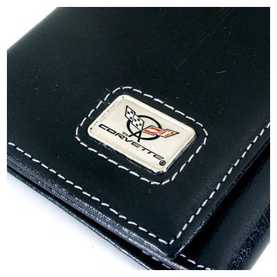 First Rate Auto >> Chevy Corvette C5 Wallet Tri-Fold Leather Wallet ...