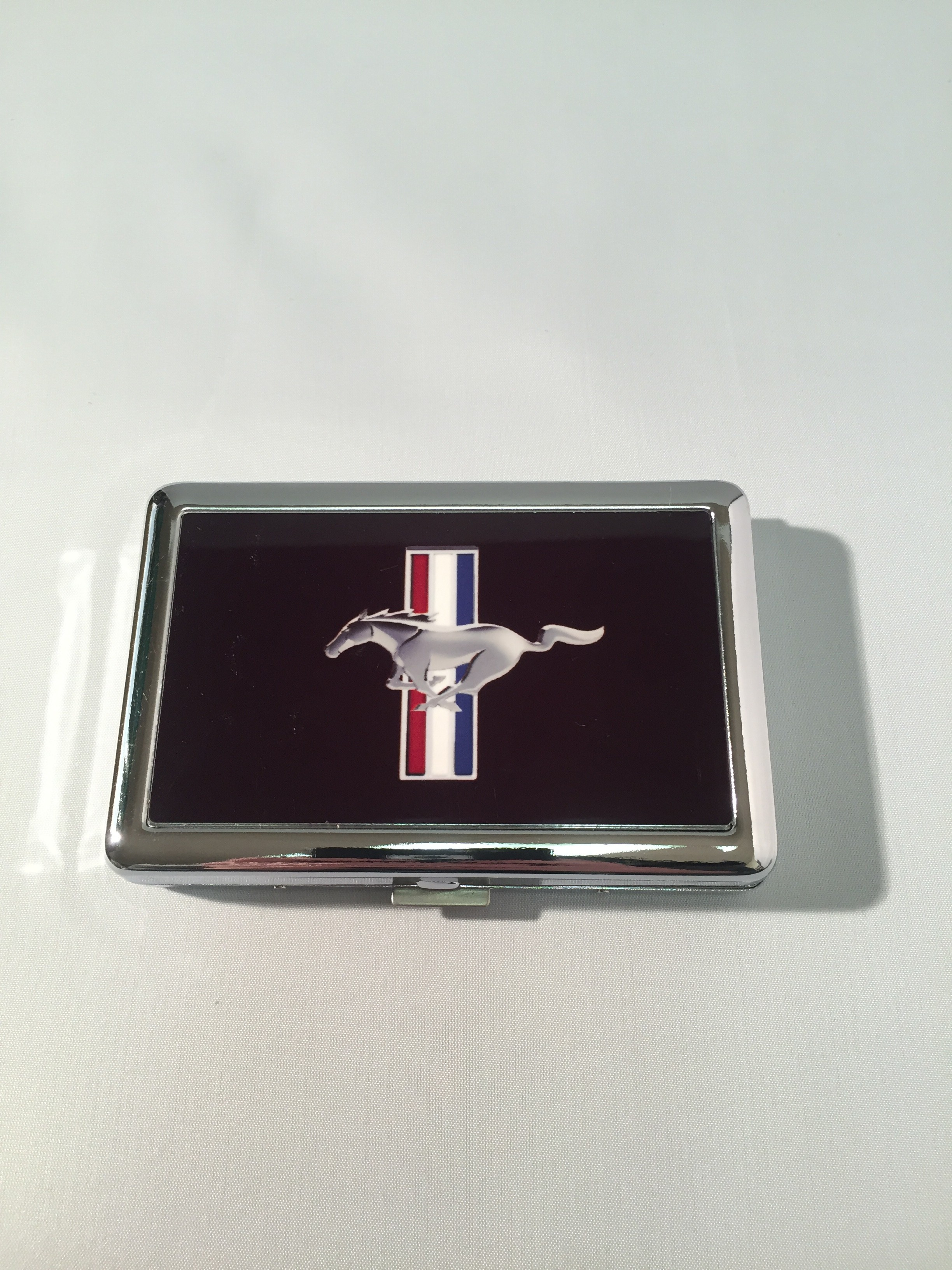 ford mustang business card holder everything carz